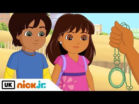 Dora and Friends | The Lost Necklace | Nick Jr. UK