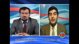 Cinayətkarları Əliyev koordinasiya edir - Azerbaycan Saatı 49- 25.11.2012