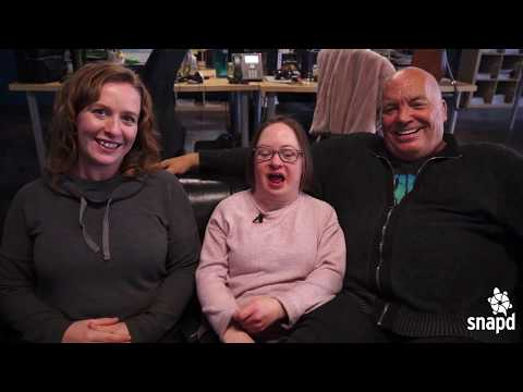 Ver vídeo World Down Syndrome Day #LotsOfSocks ShareEmbedEmail