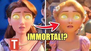 Video The Secret History Of Disney's Rapunzel From Tangled MP3, 3GP, MP4, WEBM, AVI, FLV Januari 2019