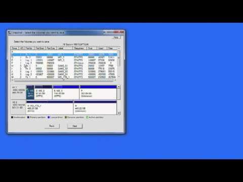 """Tutorial: System-Sicherung(Backup) mit Imager """"Drive Snapshot"""""""