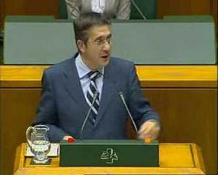 Debate Política General Euskadi 2007 (II)