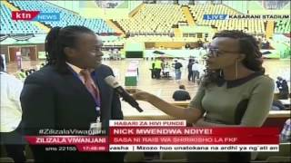 Kenyan Football Player's Association's Chair Titus, Shares His Expectations For Team Change