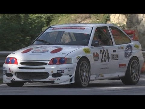 ford escort wrc con 600 hp!