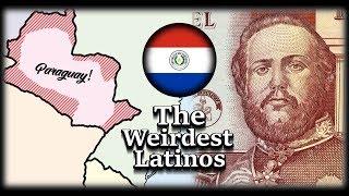 Video Paraguayans: The World's Weirdest Latinos MP3, 3GP, MP4, WEBM, AVI, FLV Januari 2019