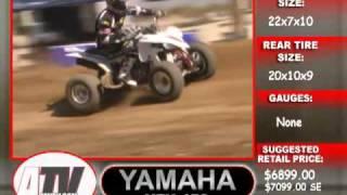8. ATV Television Test - 2005 Yamaha YFZ450