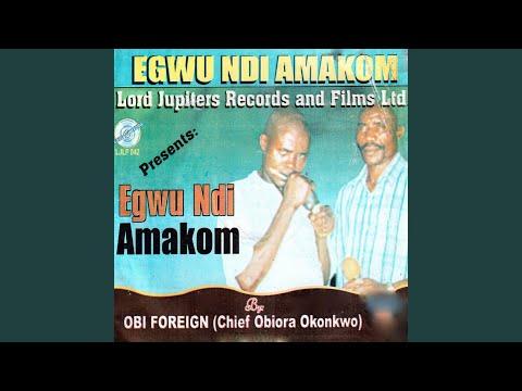 Akuko Maka Anya Ukwu
