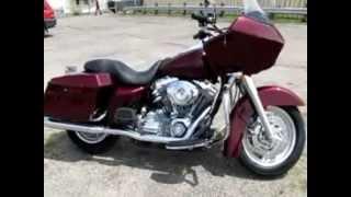 9. 2007 Harley Davidson FLTR Road Glide $12400