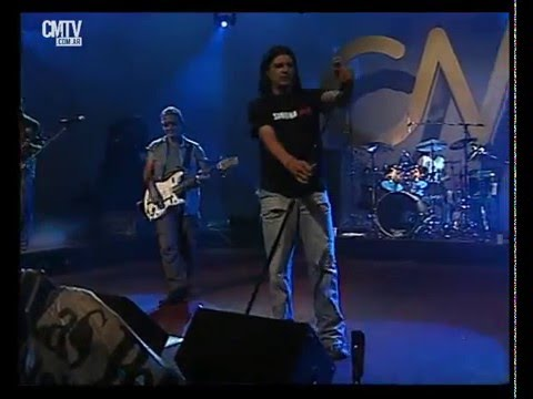 Las Pelotas video Si sentís - CM Vivo 2005