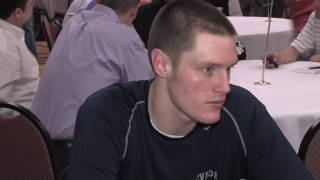 Luke Babbitt Draft Combine Interview