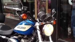 10. 2004 XL1200R SPORTSTER ROADSTER @ West Coast Harley-Davidson, Glasgow, Scotland