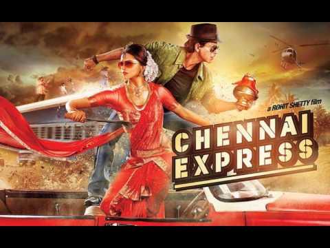 Shah Rukh Khan - Lungi Dance -  Chennai Express - Audio - 2015