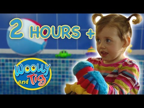 Woolly and Tig - Season 1 Marathon | Kids TV Show | Full Episodes | Toy Spider