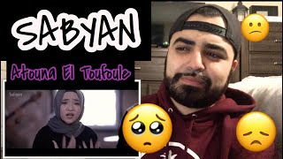 Video Reacting to Sabyan Cover of Atouna El Toufoule MP3, 3GP, MP4, WEBM, AVI, FLV Mei 2019