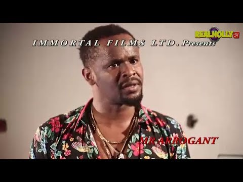 2017 Latest Nigerian Nollywood Movies - Mr Arrogant (Official Trailer)