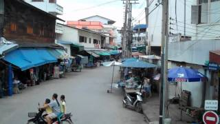 Phrae Thailand  city photos : Main Street Phrae Thailand