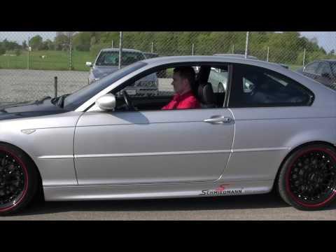 BMW E46 330CI Schmiedmann Competition