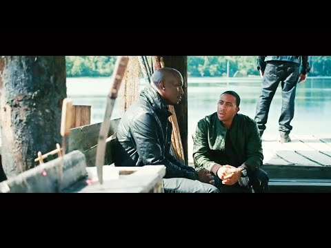 Roman Pearce Best Comedy Scene From Furious 7 (Hindi Dubbed)
