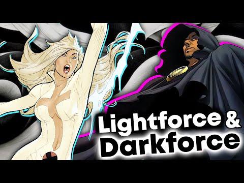 Marvel's Darkforce and Lightforce Explained! [Cloak & Dagger]