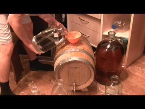 Видео виски в домашних условиях