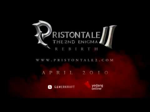 Pristontale II : The Second Enigma PC