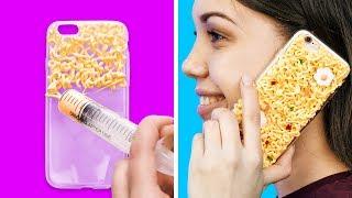 Video 28 COOL DIY PHONE CASE IDEAS MP3, 3GP, MP4, WEBM, AVI, FLV April 2019