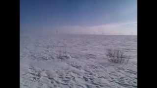 Novy Urengoy Russia  City pictures : Тундра. Новый Уренгой - Коротчаево / Novy Urengoy (Siberia, Russia)
