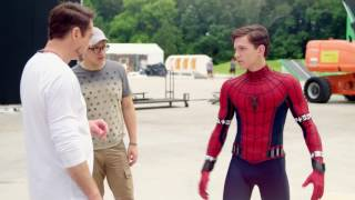 Video Spider-Man Behind the Scenes from Captain America: Civil War (HD) download in MP3, 3GP, MP4, WEBM, AVI, FLV January 2017