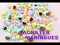 【 Monster Meringues 】HALLOWEEN モンスターメレンゲ