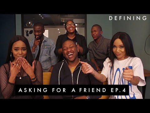 How To Slide In His DMs (ft. Shamiso & Landzy Gama)   #DEFINING