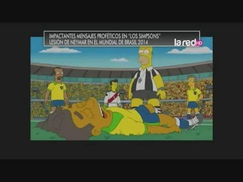 Salfate|Impactantes Mensajes Proféticos en Los Simpsons