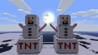 Christmas Explosions - Snowman