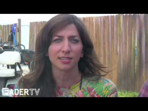 Tent Posts: An Interview With Chelsea Peretti