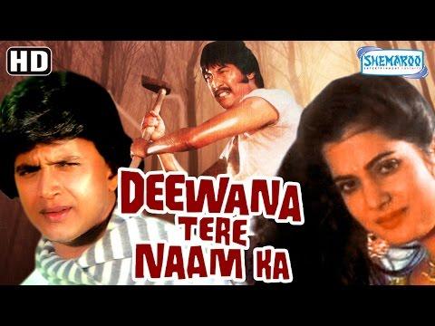 Video Deewana Tere Naam Ka (HD) - Mithun Chakraborty, Vijayeta Pandit - Old Hindi Movie-With Eng Subtitles download in MP3, 3GP, MP4, WEBM, AVI, FLV January 2017