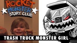 Bill Weevil Chapter 7: Trash Truck Monster Girl [VIDEO]
