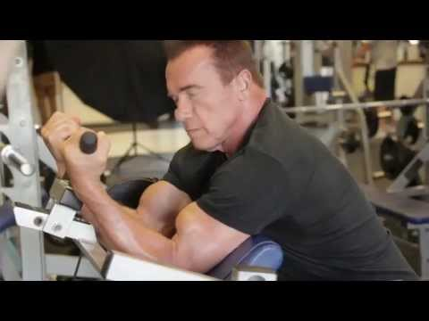 Arnold Schwarzenegger – NEW Training Video (Part 2) | OCTOBER 2013 | Muscle & Fitness [HD]