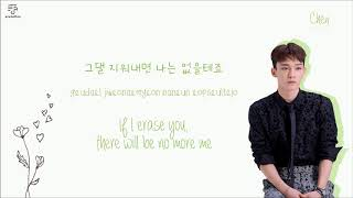 EXO-CBX 첸백시 - Someone Like You (Live OST) Color-Coded-Lyrics Han l Rom l Eng 가사 by xoxobuttons