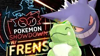 SUBSTITUTE GENGAR IS BROKEN! Pokemon Sword and Shield! Pokemon Showdown Live! w Blunder, Chimp, Moet by PokeaimMD