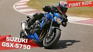 6. 2018 Suzuki GSX-S750 Review | Perfect beginner
