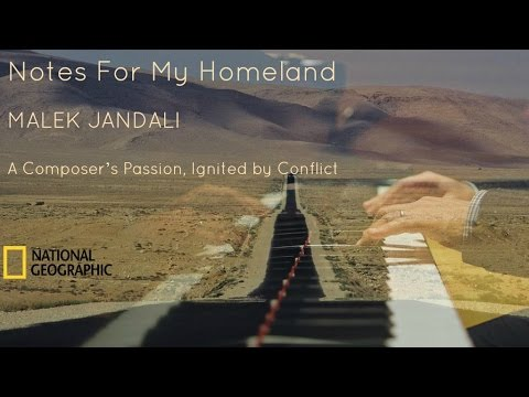 Malek Jandali - Notes For My Homeland (видео)
