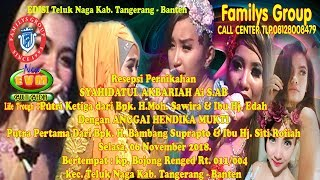 Video LIVE FAMILYS GROUP EDISI TELUK NAGA  Selasa 6 November 2018 MP3, 3GP, MP4, WEBM, AVI, FLV Februari 2019