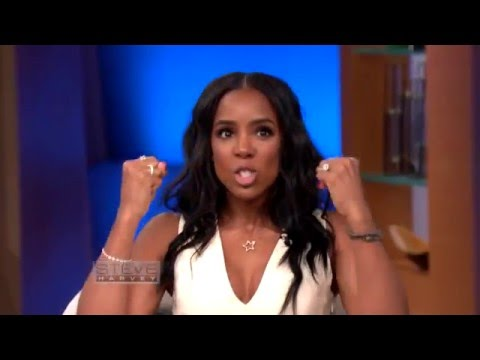 #KellyRowland Talks Mommyhood with #SteveHarvey