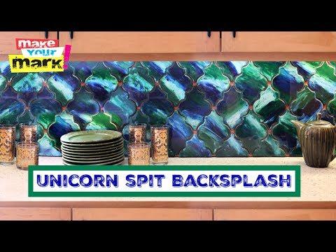 Unicorn SPiT Backsplash