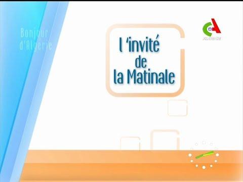 L'invité de la matinale de Canal Algérie