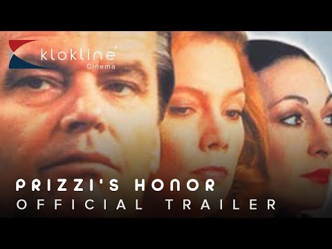 1985 Prizzi's Honor Official Trailer 1  ABC Motion Pictures