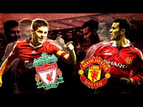 Liverpool Vs Manchester United - A History Of Hate - Animation