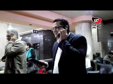 «البلشي» بعد حكم حبسه سنة مع إيقاف التنفيذ: كنا نتصدى لقضية عادلة