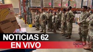 Se despliega la guardia nacional en Riverside – Noticias 62 - Thumbnail