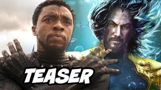 Black Panther 2 Namor Teaser Easter Eggs - Avengers Endgame Iron Man Scenes