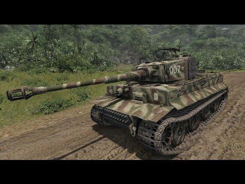 Реалистичный симулятор танкового боя на ПК! 15 Т-34 против 5 Тигров H1 Немецкий танк второй мировой